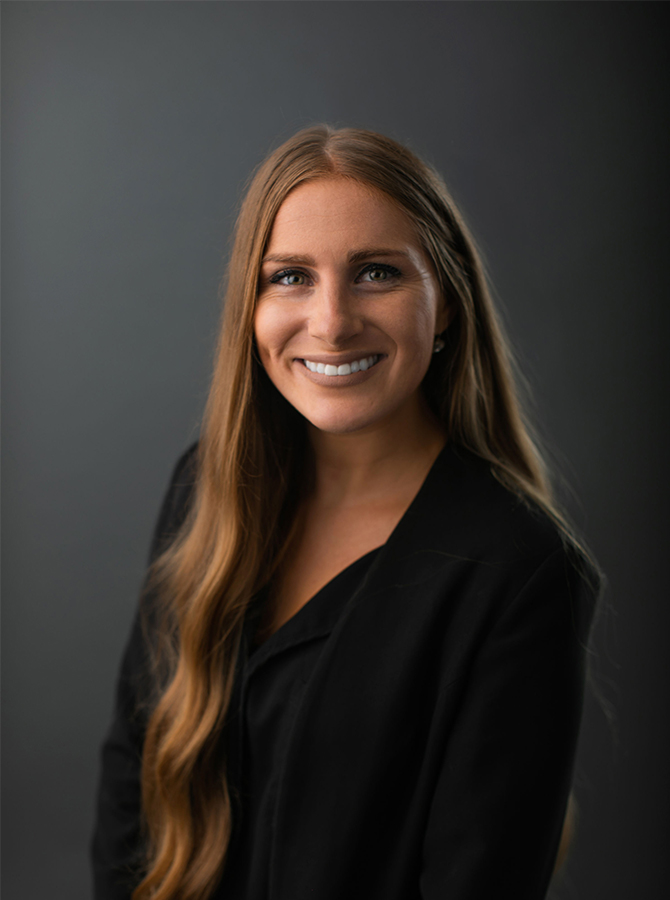 Mikayla Hoffmann insurance defense
